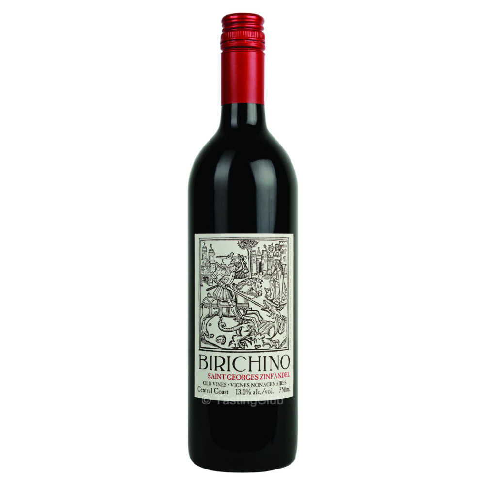 Birichino Saint Georges Old Vines Zinfandel 2014-TastingClub
