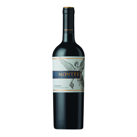 Carmenére Limited Selection 2014/15 - Montes