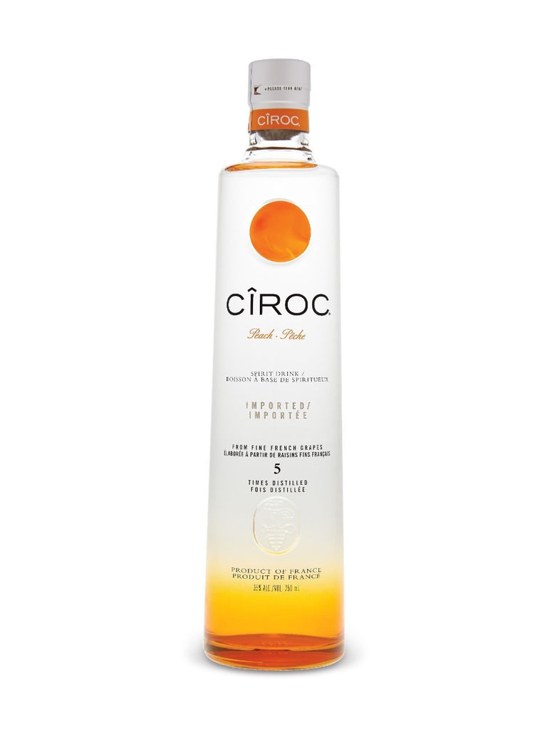Ciroc Peach Vodka-TastingClub