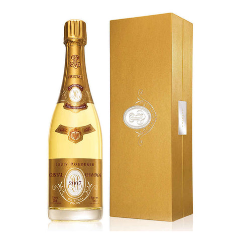 Cristal 2007 Champagne | Louis Roederer
