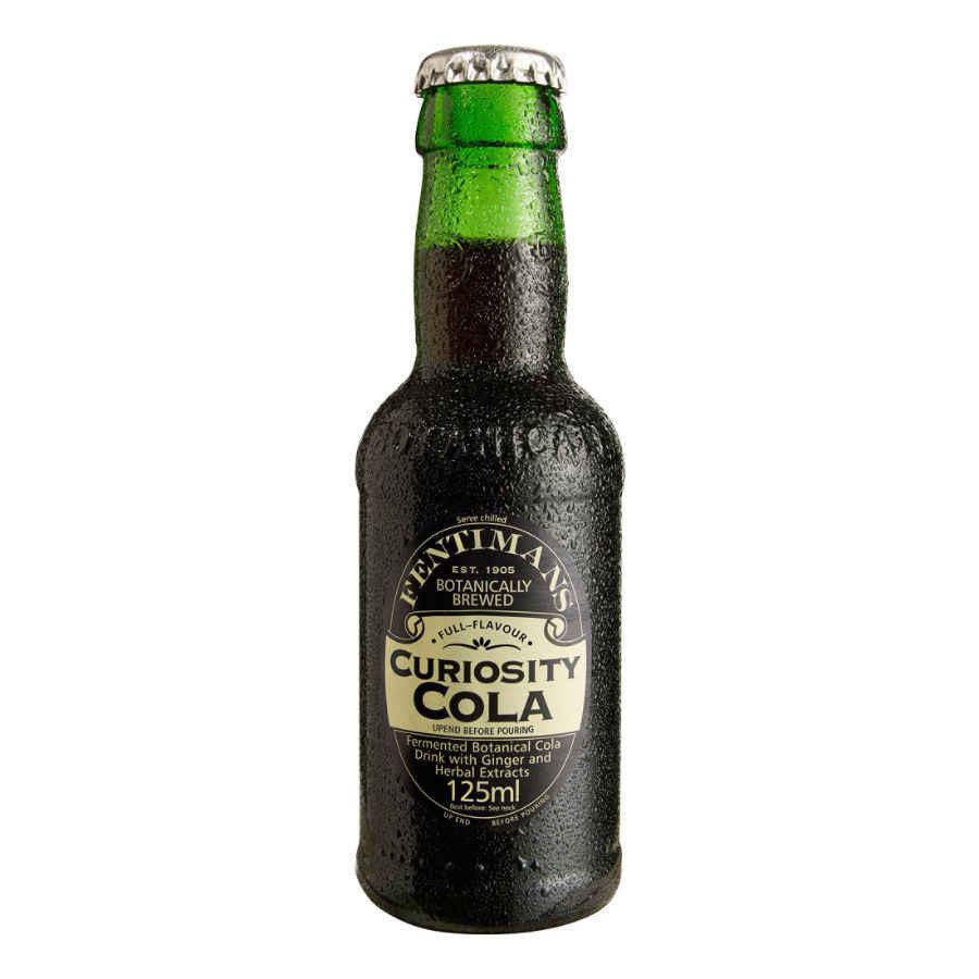 Fentimans Curiosity Cola - 125 ml-TastingClub