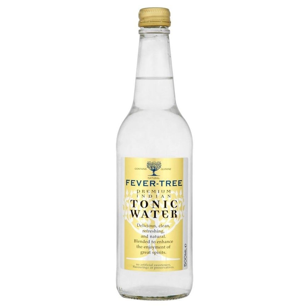 Indian Tonic Water 500 ml - Fever Tree-TastingClub