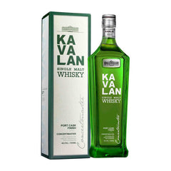 Kavalan Concertmaster Single Malt - Port Cask Finish-TastingClub