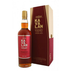 Kavalan Sherry Oak Single Malt Whisky i gaveæske-TastingClub