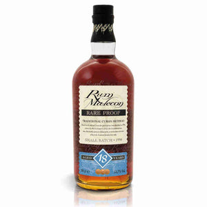 Malecon Small Batch 1998 18 Years Rum - Rare Proof 51,7%-TastingClub