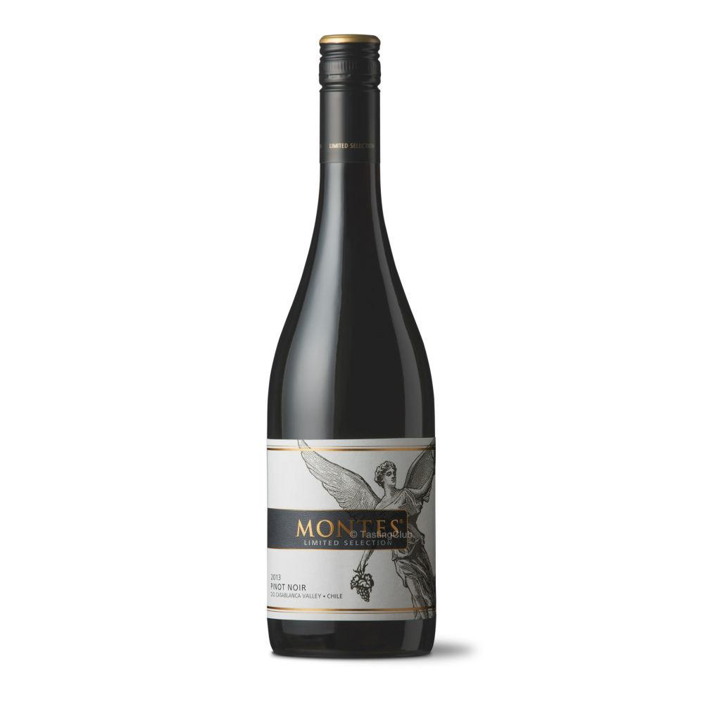 Montes - Pinot Noir 2015 Limited Selection-TastingClub