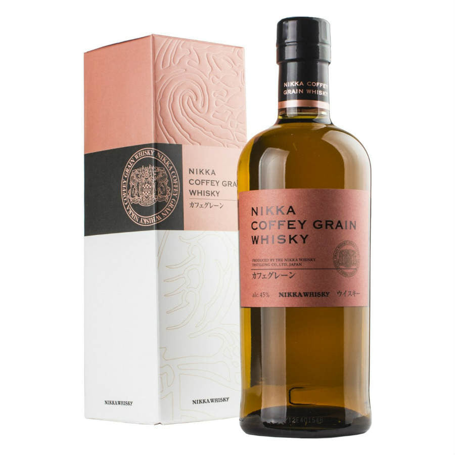 Nikka Coffey Grain Whisky-TastingClub