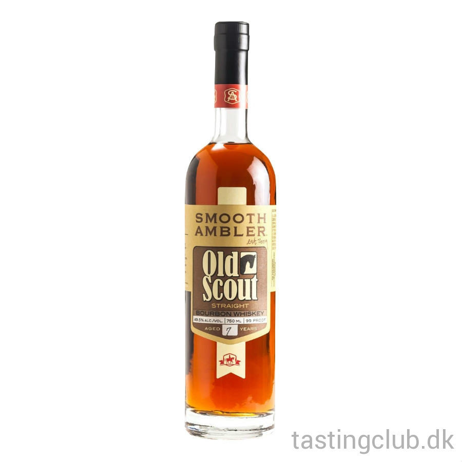 Smooth Ambler Old Scout 7 Years Bourbon-TastingClub