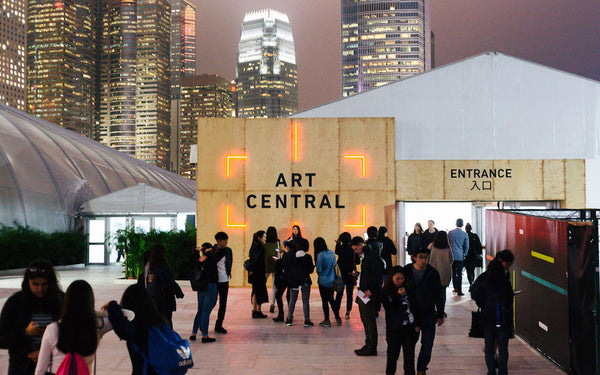 More Than an Eye Candy: Art Central 2018