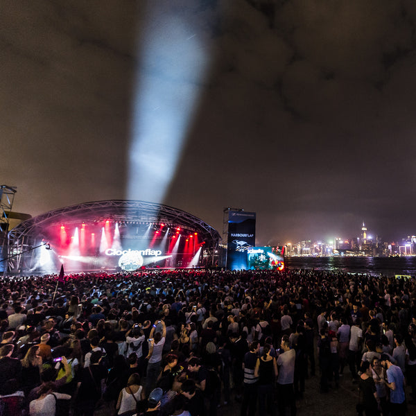 Clockenflap Is Back with More for More
