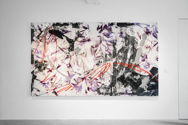 "Futura Hong Kong Solo Show - ""Abstract Compass"""