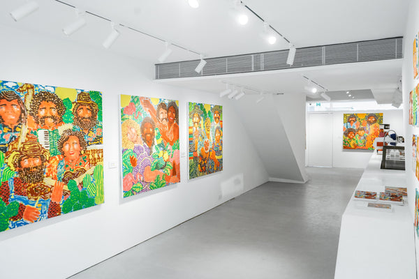 "Exclusive Koichi Sato Exhibition Pop-up - ""Ecstasy Journey"" at WOAW's New Space"