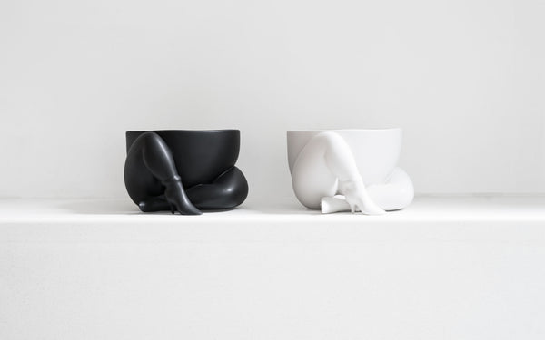 Dance to the night with Heeled Planter by Case Studyo x Parra