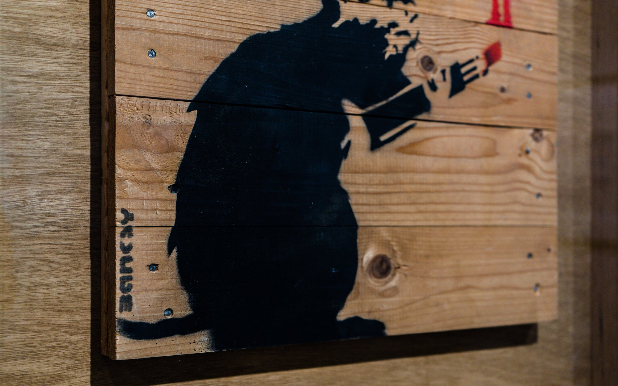 Banksy: Who's Laughing Now? His First Solo Exhibition in Hong Kong