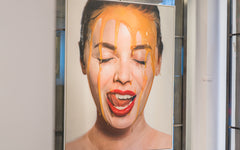 Mike Dargas's First Show in Hong Kong - Healing Beauty at Opera Gallery