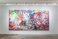 "Hikari Shimoda's Latest Show in Hong Kong - ""Can Pop Art Show the Way to Nirvana?"""