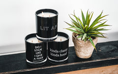 Match Your Mood with These Damselfly Collective Scented Candles