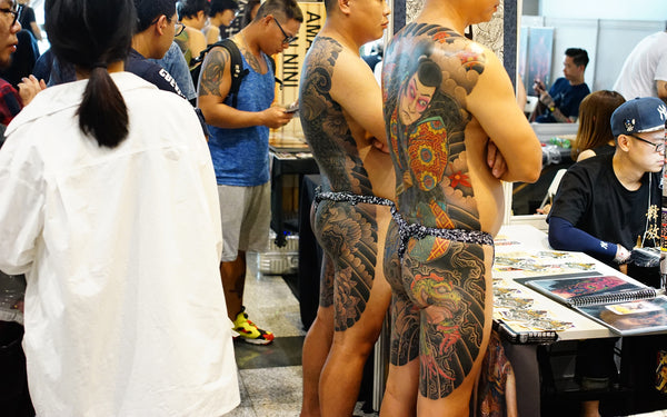 Hong Kong Gets Inked at Tattoo Con 2017