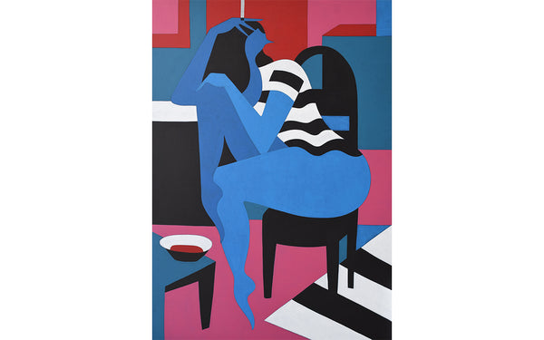 'I Seriously Doubt It' - A Conversation with Dutch artist Parra at Over The Influence Gallery