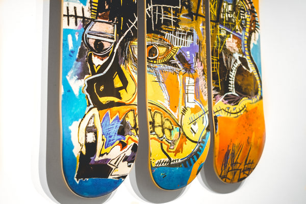 The Skateroom Drops Artist Collab Sets at WOAW