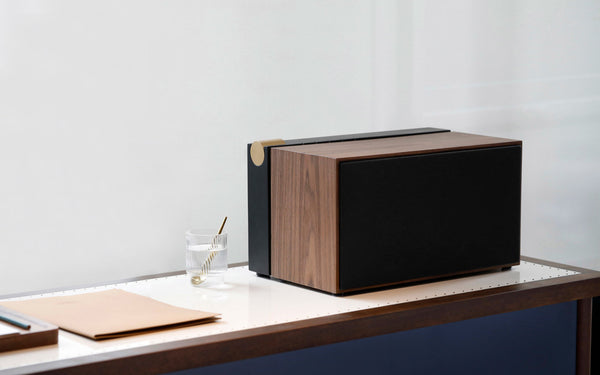 Past meets present in Native Union x La Boite's new PR/01 speaker.