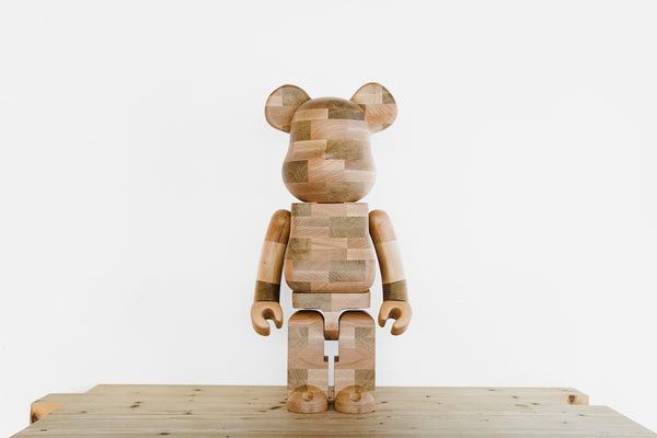 MEDICOM TOY PRESENTS KARIMOKU FURNITURE BE@RBRICK 1000% COLLABORATION