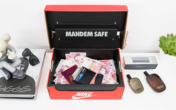 Thinking Outside of the Box: Mandem Safe SC
