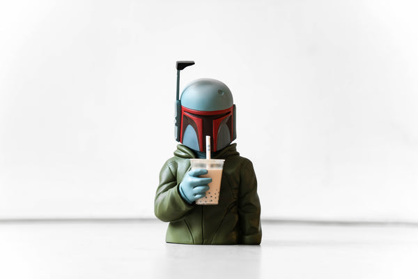 Who needs baby Yoda? The new BOBA by LUKE CHUEH x FLABSLAB