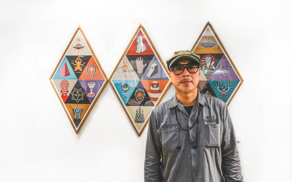 CULT FROM SPACE - Prodip Leung's Solo Exhibition at Gallery by the Harbour