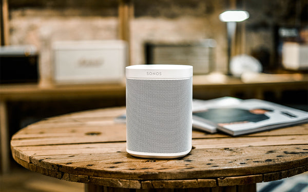 Sonos One Ties Together Magnificent Sound and Alexa to Create the Perfect Smart Speaker
