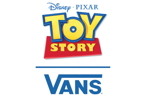 THE VANS X DISNEY PIXAR TOY STORY COLLECTION