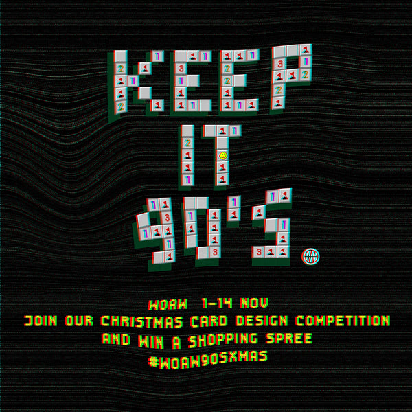 Join WOAWu0027s Christmas Card Design Competition For 2017!