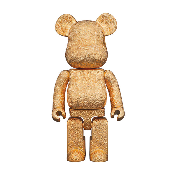 ROYAL SELANGOR ARABESQUE GOLDEN 400% BE@RBRICK