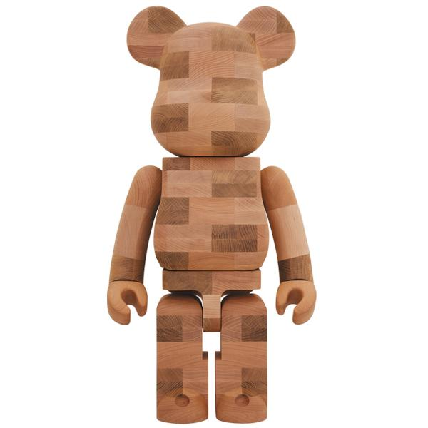 KARIMOKU BRICK-STYLE TILES 1000% BE@RBRICK
