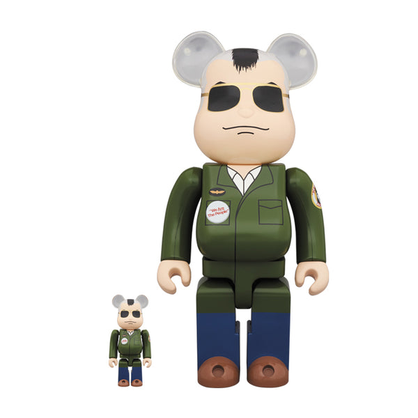 Travis Bickle 400% + 100% BE@RBRICK [PRE-ORDER ONLY]