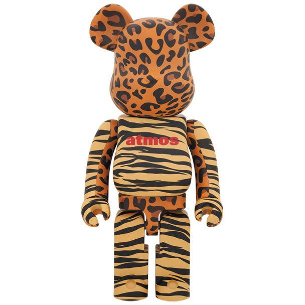 "atmos ""Animal"" 1000% BE@RBRICK"