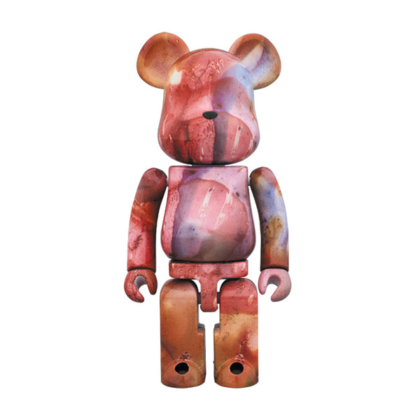 Pushead 200% Super-Alloy Bearbrick
