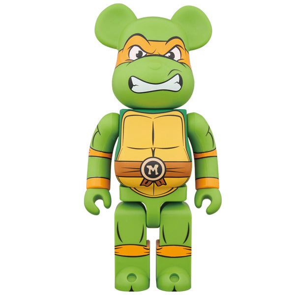 MICHELANGELO 1000% BE@RBRICK