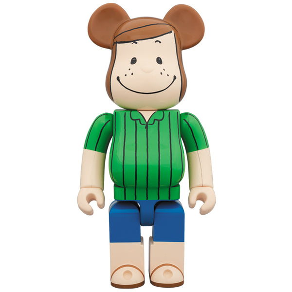 PEANUTS' PEPPERMINT PATTY 1000% BE@RBRICK