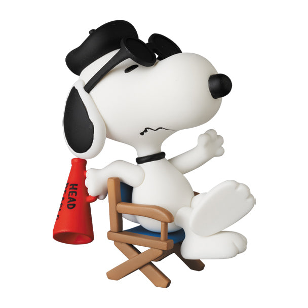 Film Director Snoopy Ultra Detail Figure