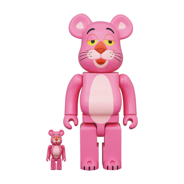 PINK PANTHER 400% + 100% BE@RBRICK