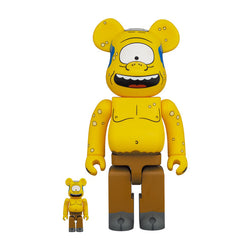 SIMPSONS CYCLOPS 400% & 100% BE@RBRICK