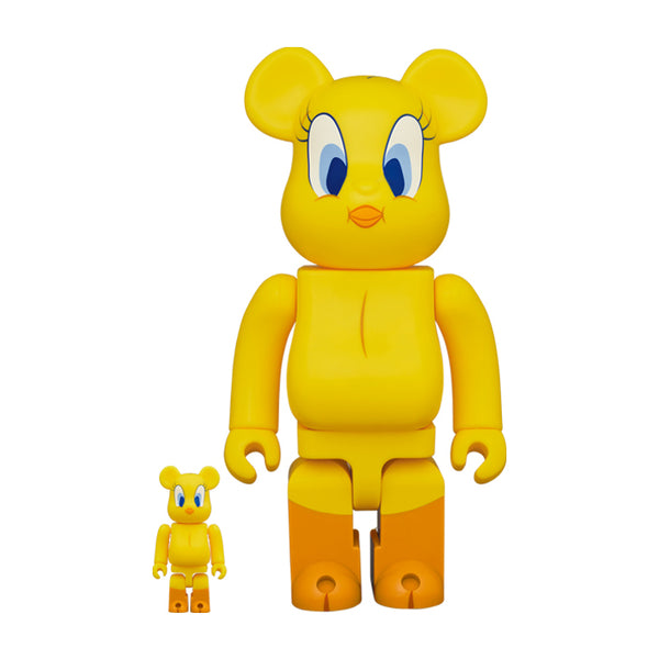 TWEETY 400% + 100% BE@RBRICK
