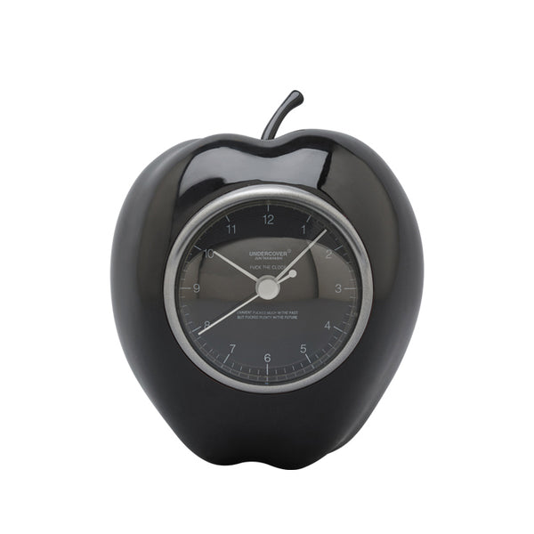 UNDERCOVER × MEDICOM TOY GILAPPLE CLOCK BLACK