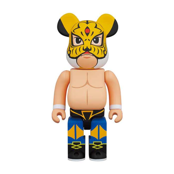 First Tiger Mask 400% BE@RBRICK