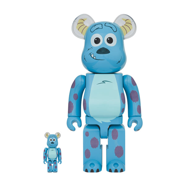 SULLEY 100% & 400% BE@RBRICK