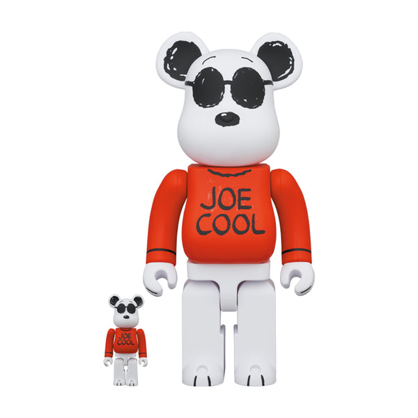 JOE COOL 400% + 100% BE@RBRICK