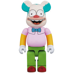 KRUSTY THE CLOWN BEARBRICK 400%