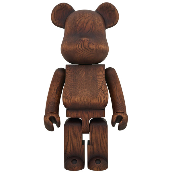 Karimoku Antique Furniture Model 1000% Be@rbrick