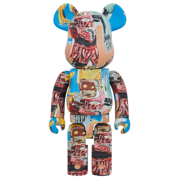 Jean-Michel Basquiat #6 1000% BE@RBRICK